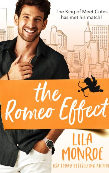 The Romeo Effect (Cupids #3) by Lila Monroe