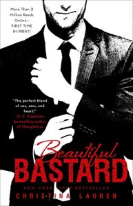 Book Review Beautiful Bastard by Christina Lauren