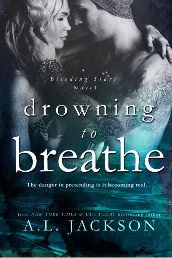 Drowning to Breathe by AL Jackson