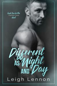 As Different as Night and Day leigh lennon