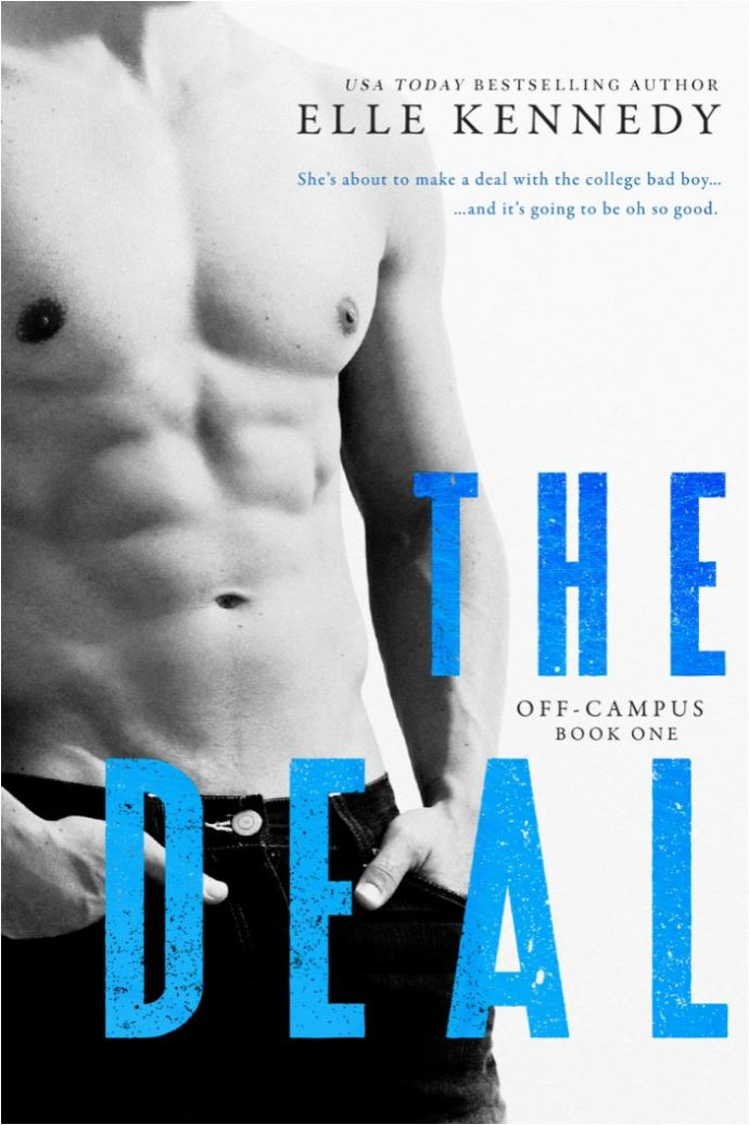 The Deal (Off-Campus Book 1) by Elle Kennedy