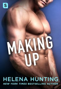 Book Review Making Up (Shacking Up Series #4) by Helena Hunting
