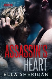 Assassin's Heart (Assassins #3) by Ella Sheridan