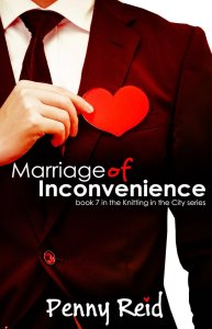 Excerpt Marriage of Inconvenience (Knitting in the City #7) by Penny Reid