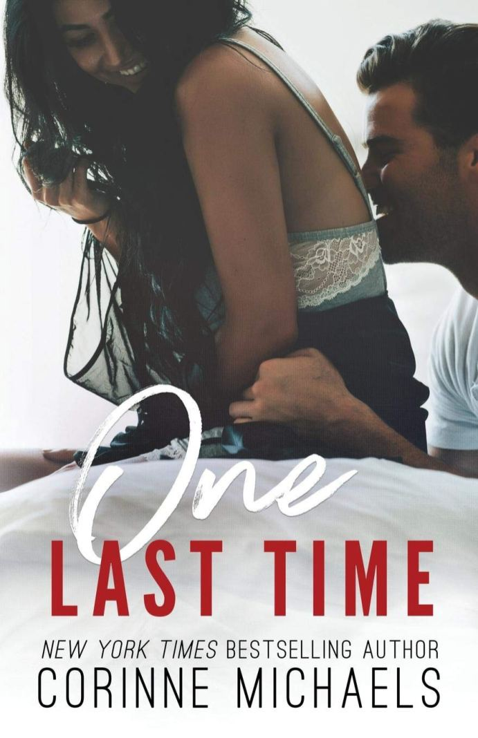 One Last Time (Second Time Around #2) by Corinne Michaels