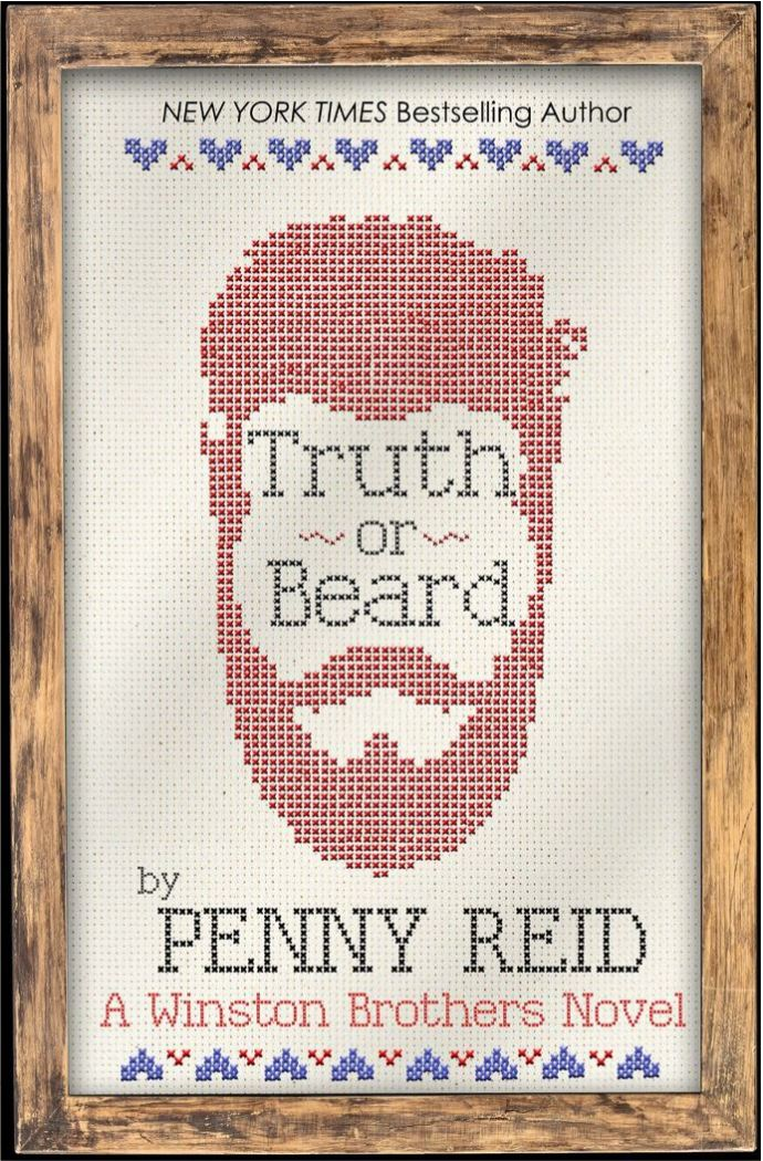 Truth or Beard (Winston Brothers #1) by Penny Reid