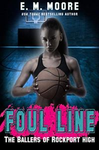 Book Review Foul Line by E.M. Moore