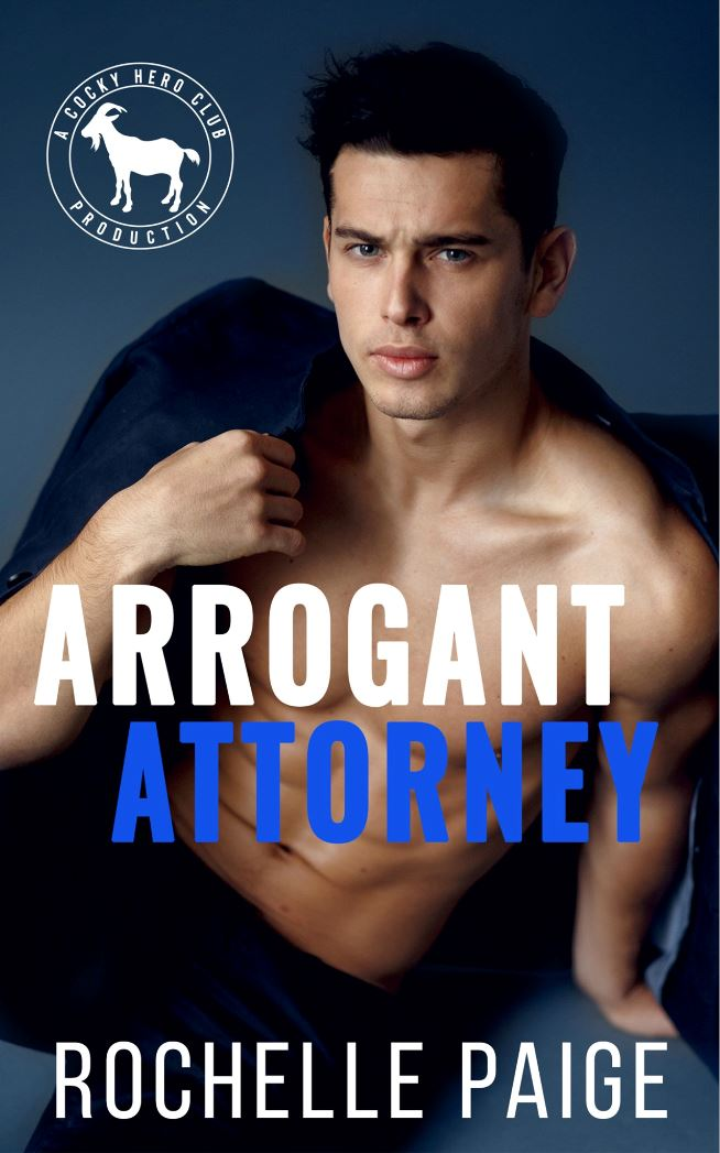 Arrogant Attorney rochelle paige