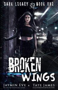 Broken Wings A Dark High School Romance (Dark Legacy)
