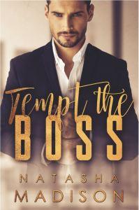 Tempt the Boss Natasha Madison