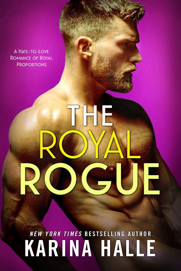 The Royal Rogue (Nordic Royals #4) by Karina Halle