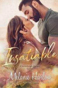 Insatiable (Cloverleigh Farms #3) by Melanie Harlow