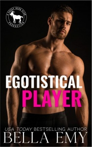 Egotistical Player (Cocky Hero Club) by Bella Emy