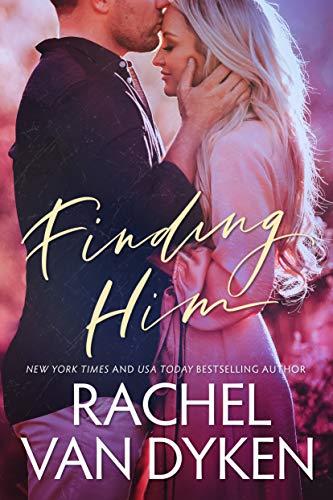 Finding Him (Covet #2) by Rachel Van Dyken