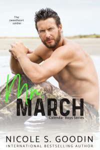 Mr. March by Nicole S. Goodin