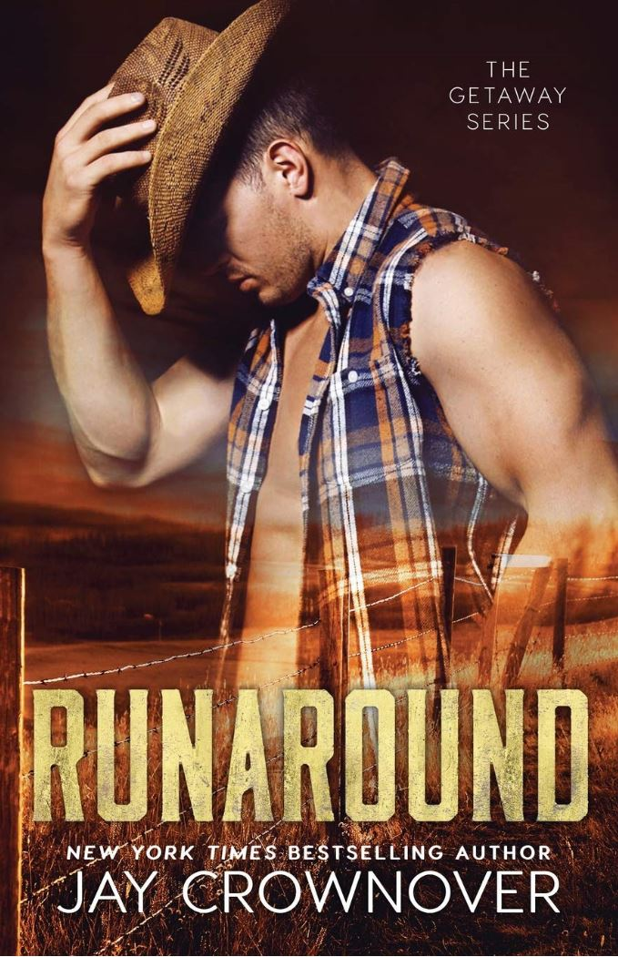 Runaround (Getaway #4) by Jay Crownover