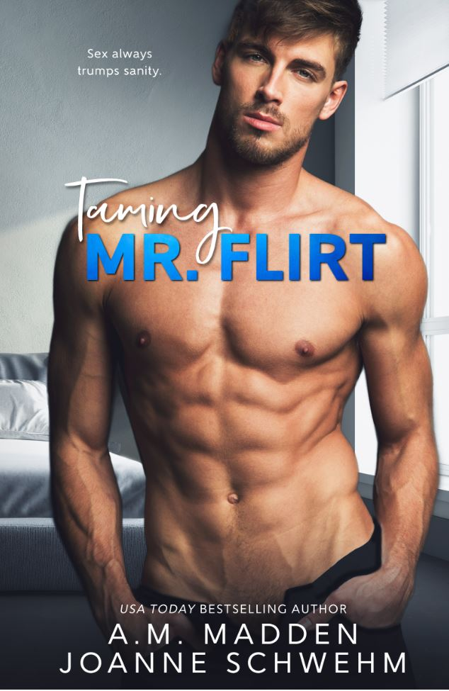 Taming Mr. Flirt (Mr. Wrong #2) by A.M. Madden & J Schwehm