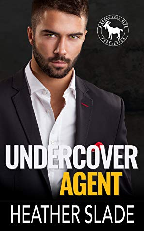 Undercover Agent (Cocky Hero Club) by Heather Slade
