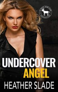 Undercover Angel (Cocky Hero Club) by Heather Slade