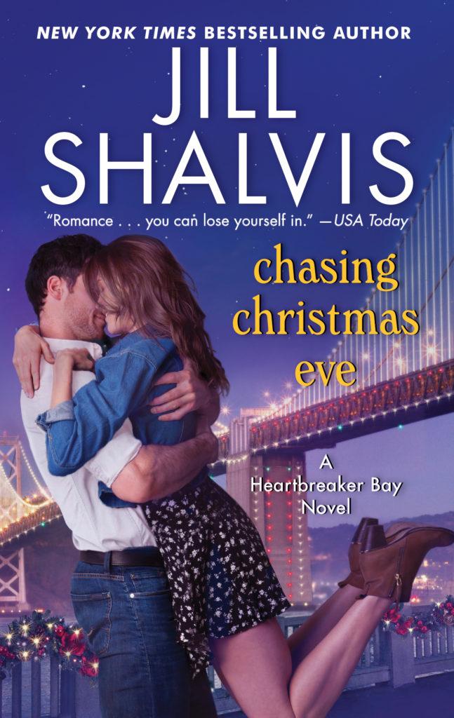 Chasing Christmas Eve (Heartbreaker Bay #4) by Jill Shalvis
