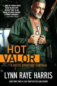 Hot Valor (Hostile Operations Team #11) by Lynn Raye Harris