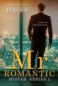 Book Review Mr. Romantic (Mister #2) by J.A. Huss