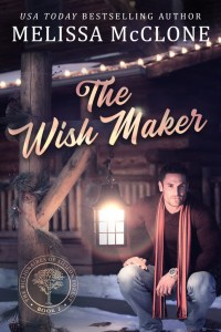 Cover Reveal The Wish Maker (The Billionaires of Silicon Forest #2) by Melissa McClone
