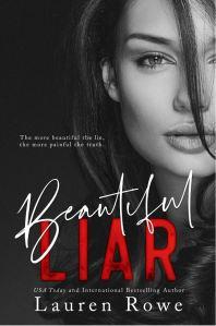 Cover Reveal Beautiful Liar by Lauren Rowe