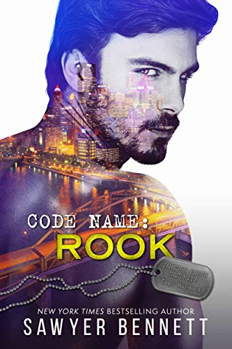 Code Name Rook (Jameson Force Security #6) by Sawyer Bennett