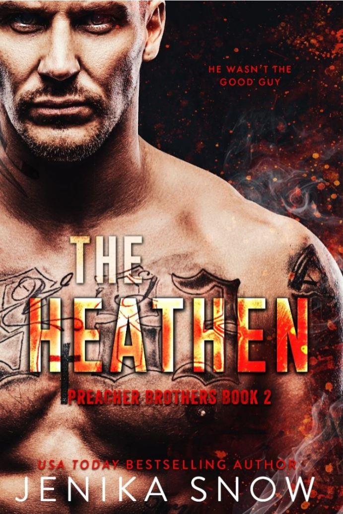 The Heathen by Jenika Snow