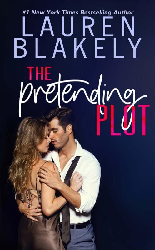 The Pretending Plot by Lauren Blakely