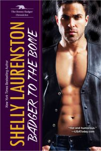 Badger to the Bone by Badger to the Bone by Shelly Laurenston