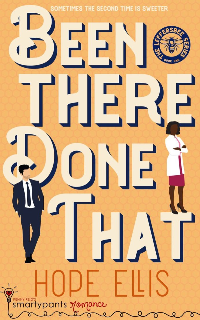Been There Done That by Hope Ellis