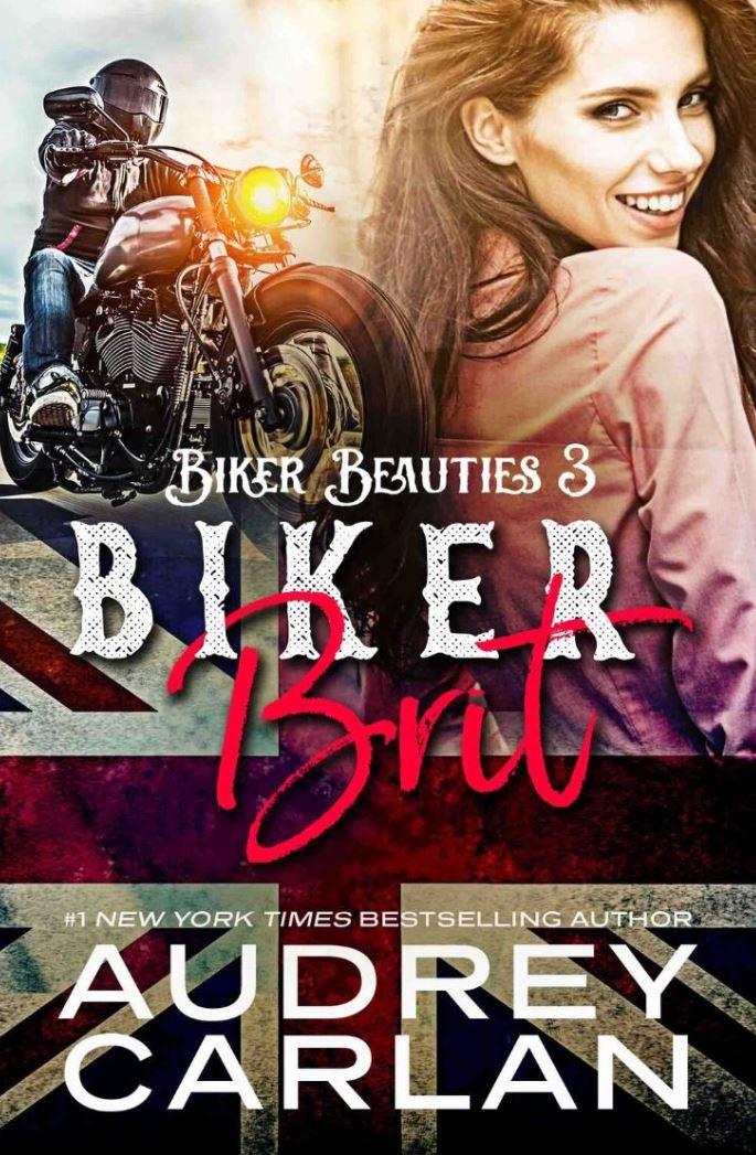 Biker Brit by Audrey Carlan