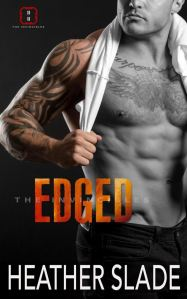 Edged (The Invincibles #2) by Heather Slade