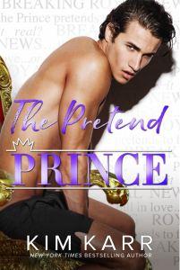 The Pretend Prince by Kim Karr
