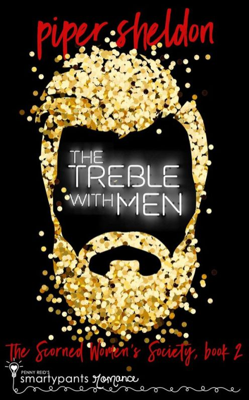 The Treble With Men by Piper Sheldon