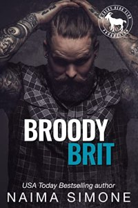 Broody Brit (Cocky Hero Club) by Naima Simone