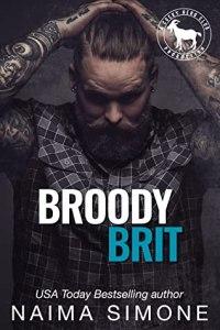 Broody Brit (Cocky Hero Club) by Naima Simone