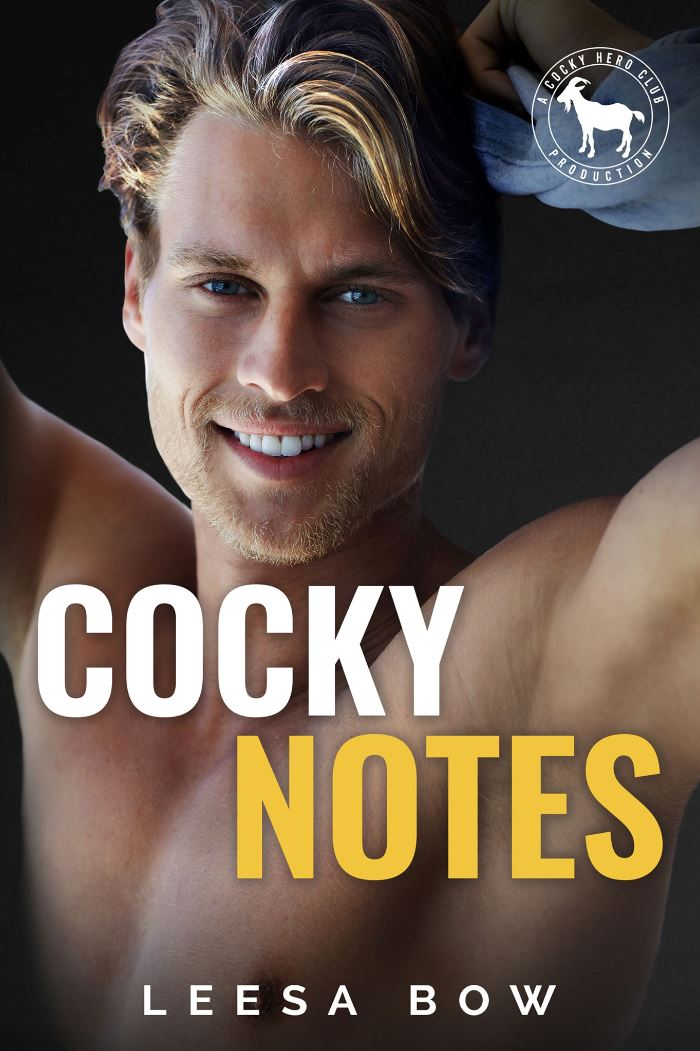 Cocky Notes (Cocky Hero Club) by Leesa Bow