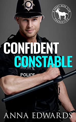 Confident Constable (Cocky Hero Club) by Anna Edwards