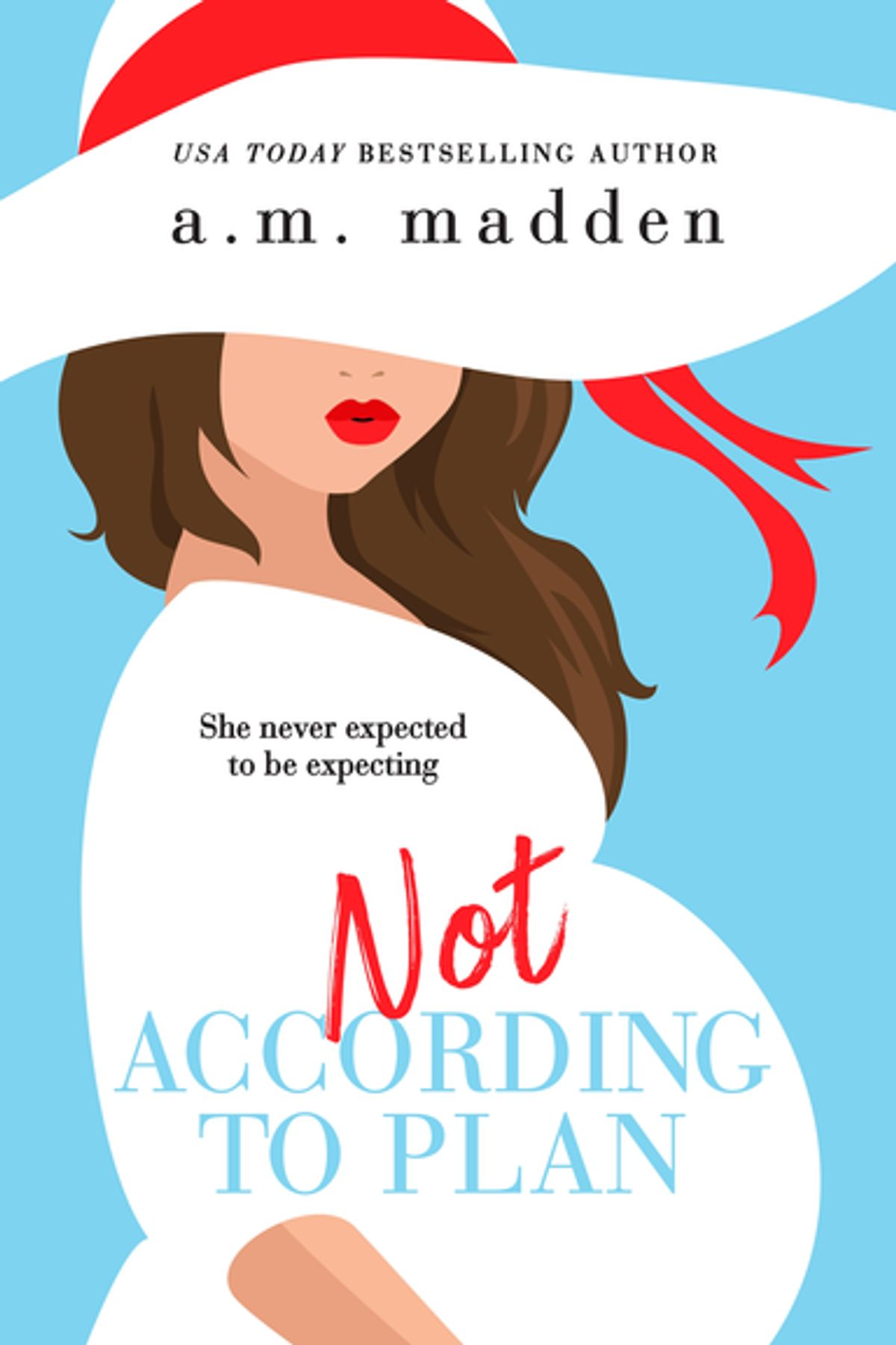 Not According to Plan by A.M. Madden