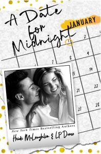 A Date for Midnight by L.P. Dover