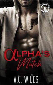 Alpha's Match by A.C. Wilds