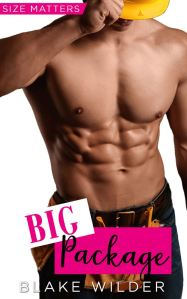 Big Package (Size Matters Book 7) by Blake Wilder