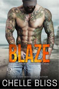 Blaze by Chelle Bliss