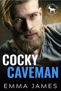 Cocky Caveman by Emma James