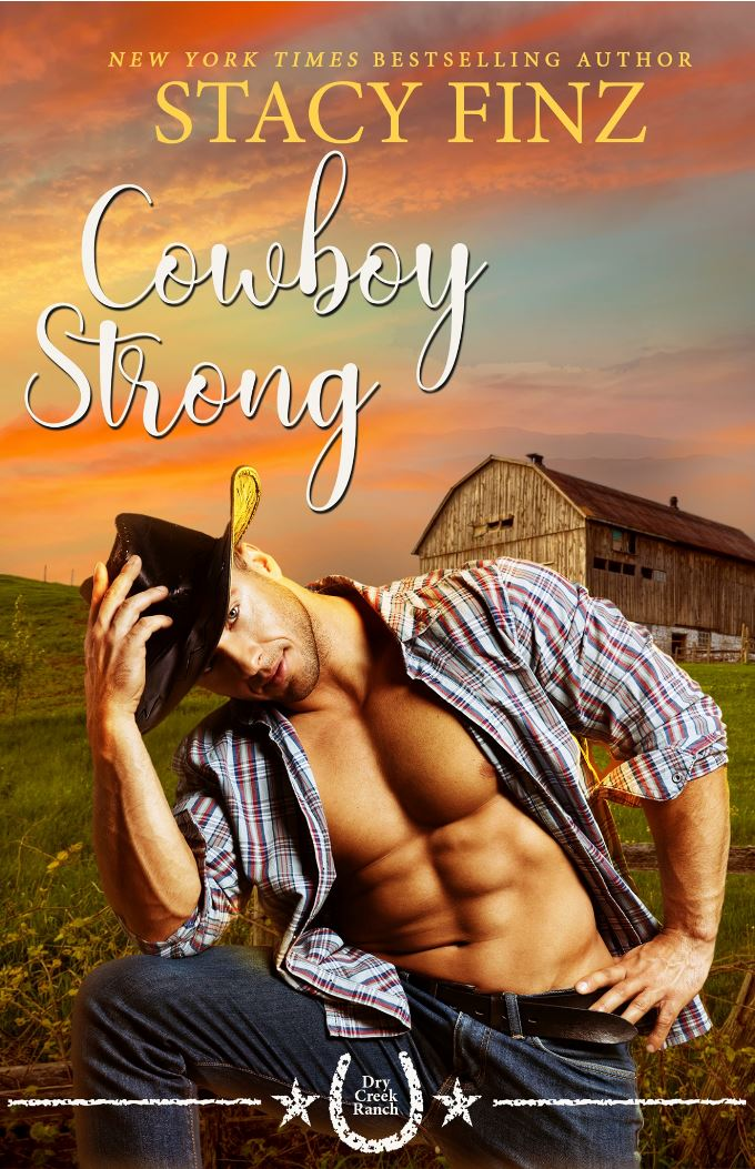 Cowboy Strong by Stacy Finz