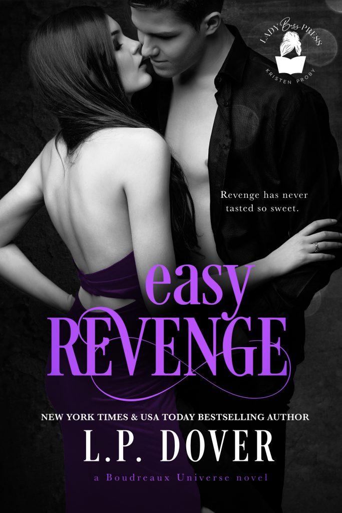 Easy Revenge by LP Dover
