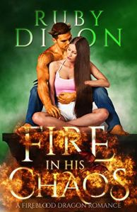 Fire In His Chaos by Ruby Dixon